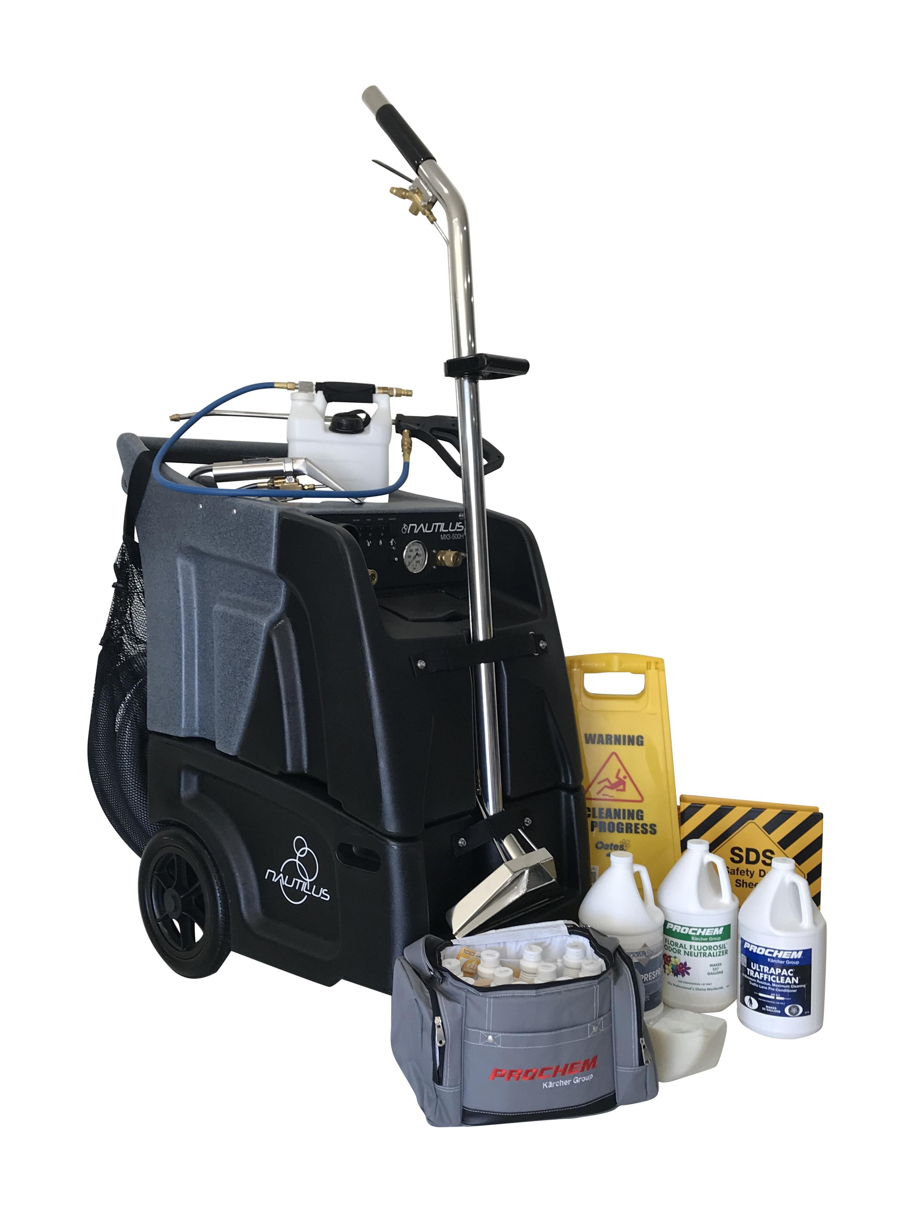 500Psi Hot Water Carpet Cleaning Kit