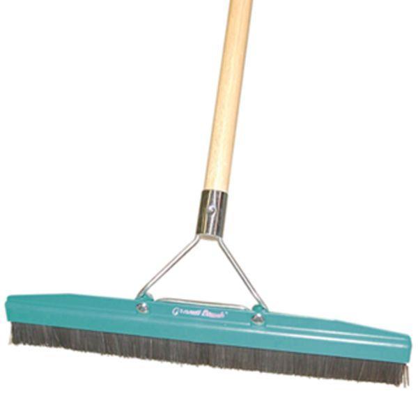 Grandi Groom Brush 45cm W Handle Carpet Cleaning