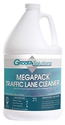 Groom Megapack Trafficlean Prespray 3.7L