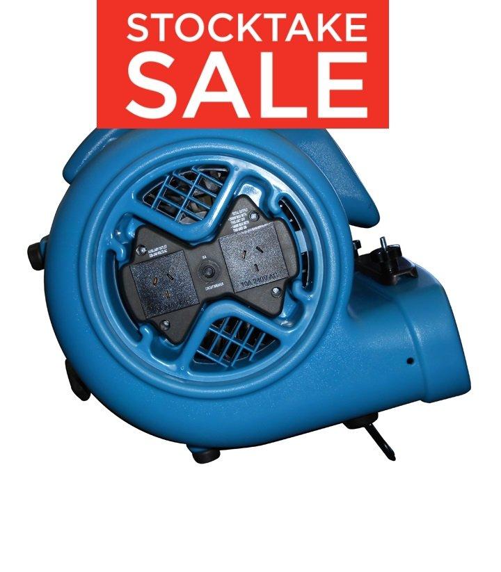 Carpet Blower 3/4HP 3 Speed X-600AC