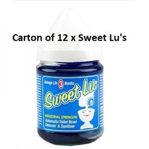 Edco Sweet Lu Toilet Deoderiser CTN 12