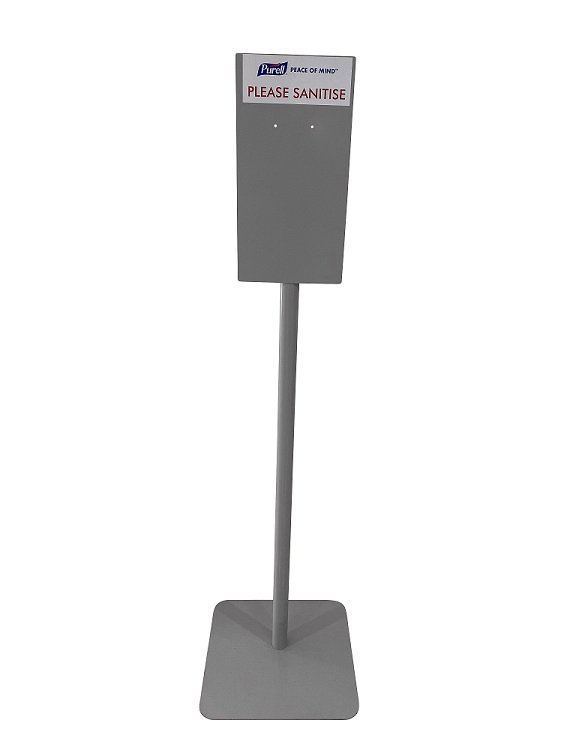 Purell TFX Floor Stand