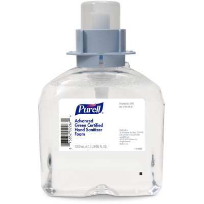 Purell FMX Hand Sanitiser Foam 1200ml