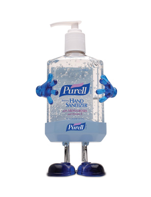 Purell Pal Desk Caddy Suits 240ml Purell