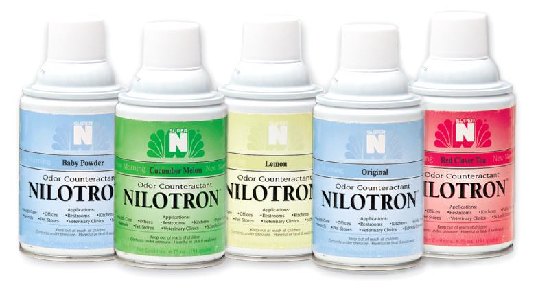 Nilodor Aerosole Refill Can Red Clover