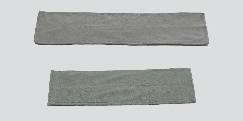 Techno Stainless Scrim Cloth Grey pk3