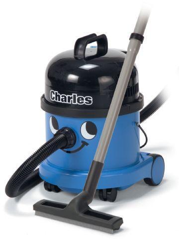 Numatic Charles Wet & Dry Vacuum