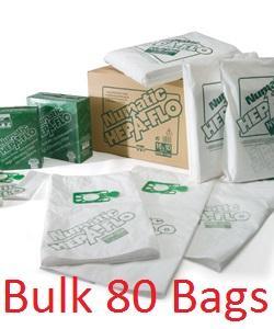 Numatic Vacuum Bags -  8 Cartons (10)