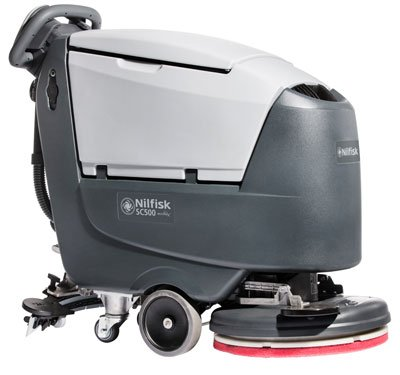Nilfisk SC500 Scrubber  Full Package
