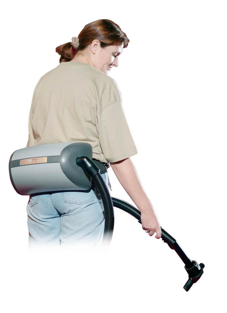 Nilfisk Uz964 Hip Vac 3litre Backpack Vacuums Backpack