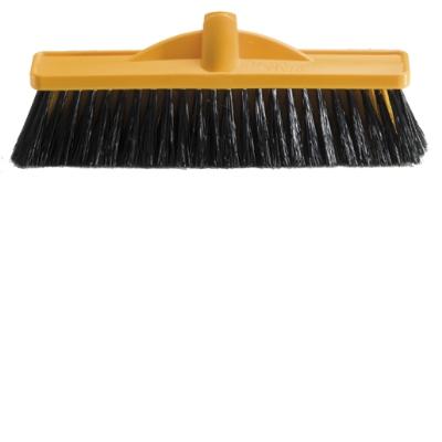 Oates Medium Stiff Broom Head 35cm