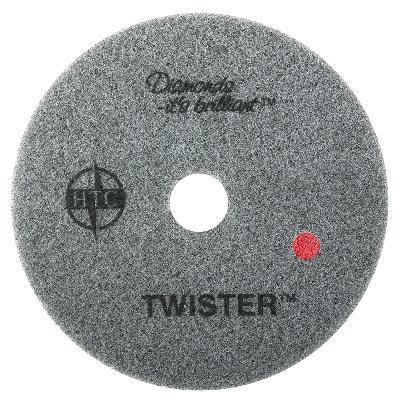 Oates Twister Diamond Pad Red 40cm