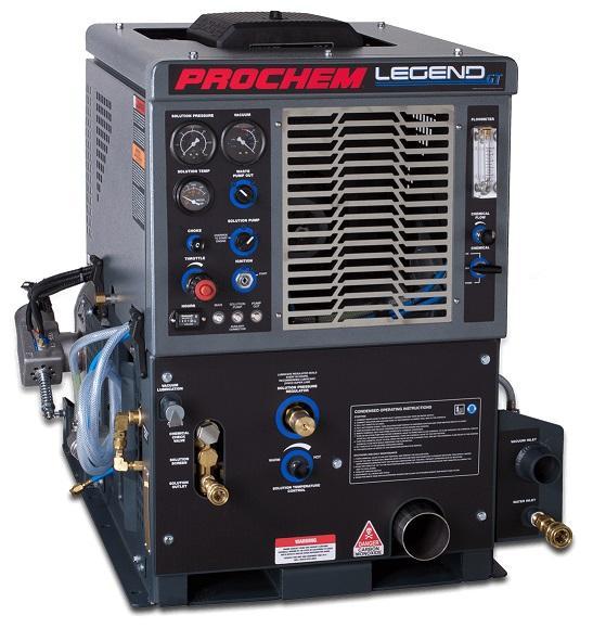 Prochem Legend Gt Truckmount Carpet Cleaning Equipment