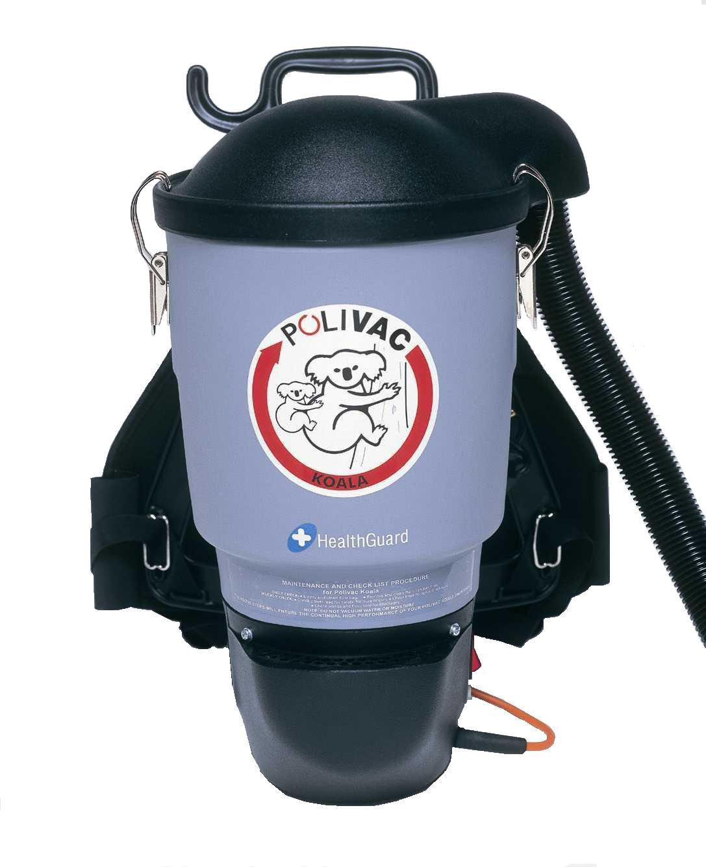 Polivac Koala Backpack Vacuum Cleaner Vacuums Backpack