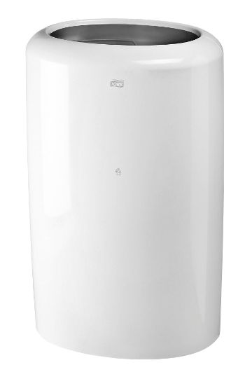 Tork White Rubbish Bin 50Litre B1