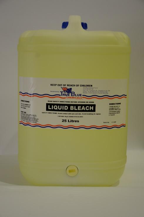 True Blue Bleach 4% 25L