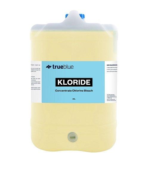 True Blue Kloride Bleach 12.5% 25L