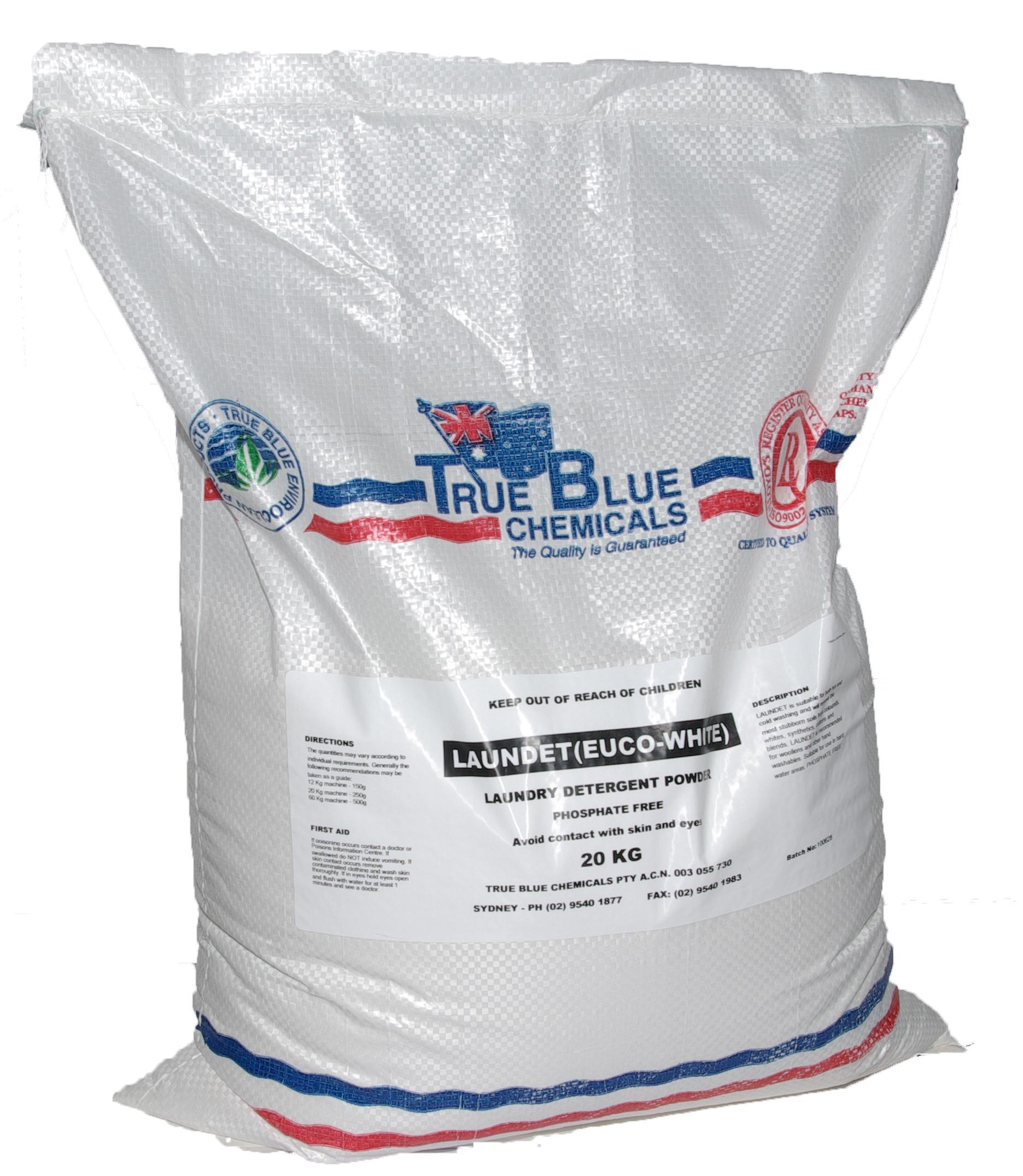 True Blue Laundet Laundry Powder 20kgBAG