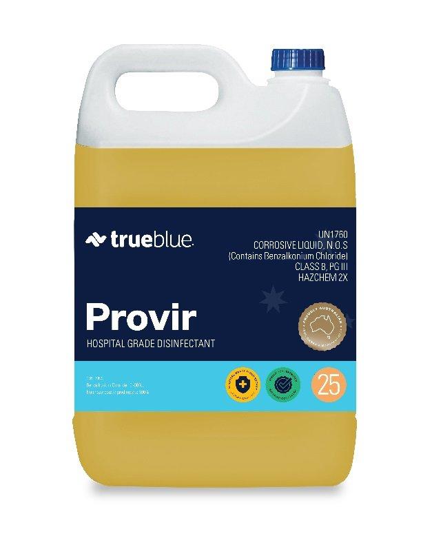 True Blue Provir Cleaner/Disinfectant 5L