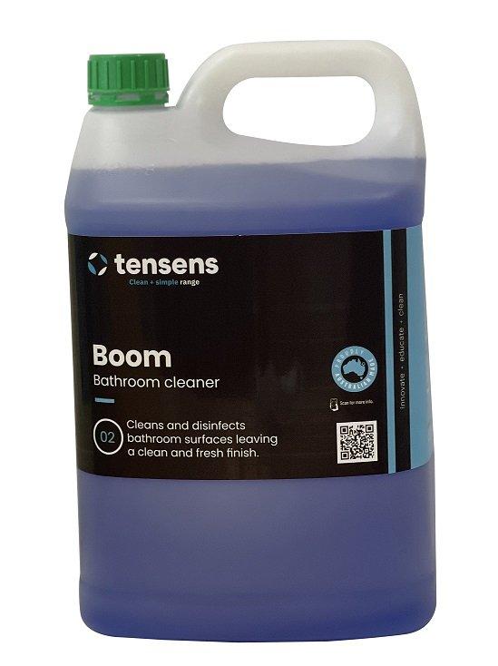 Clean+simple Boom Bathroom Cleaner 5L