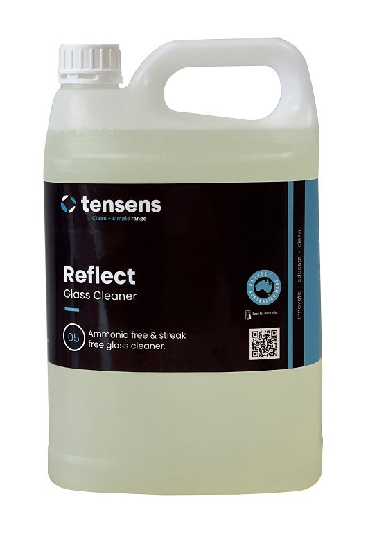 Clean+simple Reflect Glass Cleaner 5L