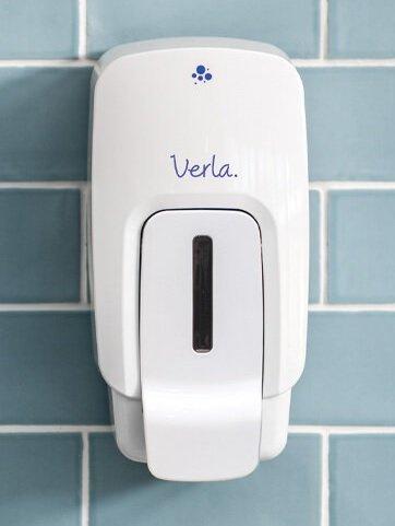 Verla White Dispenser 1L