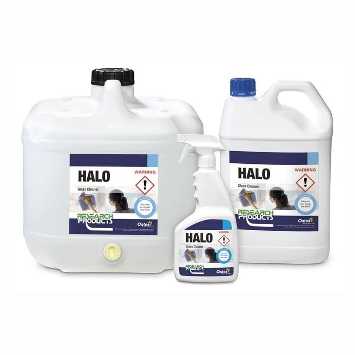 Research Halo Fast Dry Window Cleaner 5L