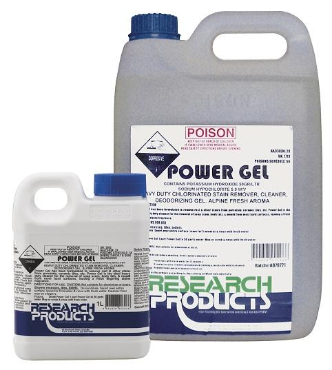 Research Power Gel Thickened Bleach 5L
