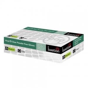 Bastion Vinyl Clear Powder Free Large
