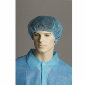 Bastion Bouffant Hair Net Green (1000) - Click for more info
