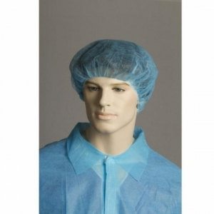 Bastion Bouffant Hair Net Yellow (1000) - Click for more info