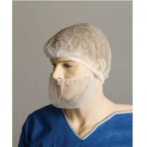 Bastion Beard Cover Blue Double Loop - Click for more info