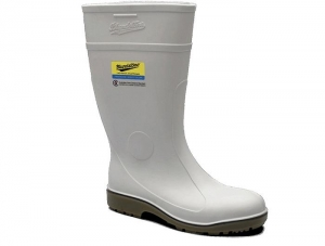 Blundstone White Gumboot Steelcap 7 - Click for more info