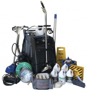 1200psi Carpet and Tile Kit with Heater - Click for more info