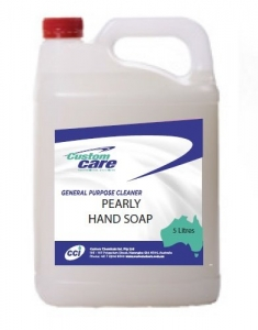 Pearly Tensens 5L Hand Cleaner - PINK - Click for more info