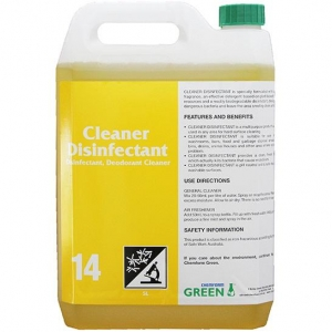 Chemform #14 Cleaner Disinfectant 5L - Click for more info