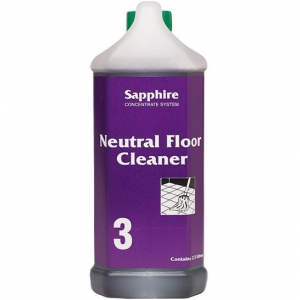 Chemform #3 Neutral Cleaner Conc 2.5L - Click for more info
