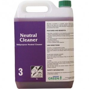 Chemform #3 Green Neutral Cleaner 5L - Click for more info