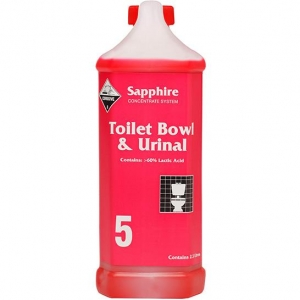 Chemform #5 Toilet & Urinal Conc 2.5L - Click for more info