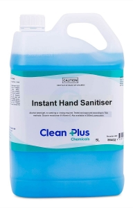 CleanPlus Instant Hand Sanitise 5L