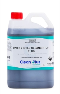 Tensens Tuf Plus Oven & Grill Cleaner 5L - Click for more info