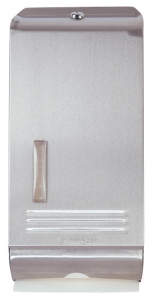 Stainless Steel Hand Towel Dispenser - Click for more info