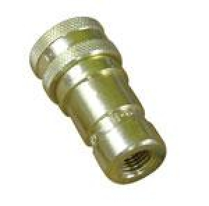 Parker Female Quick Connect 1/4 Brass - Click for more info