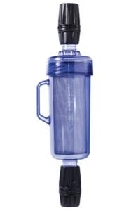 Hydro Filter Waste Filter w/flash Cuffs - Click for more info