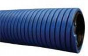 G-Vac Vacuum Hose 38mm 7.5m w/cuff Blue - Click for more info