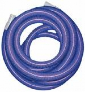 G-Vac Vacuum Hose 38mm 15m w/cuff Blue - Click for more info