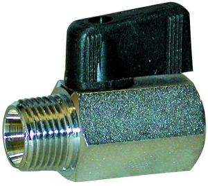 Mini Ball Valve Premium 450psi - Click for more info