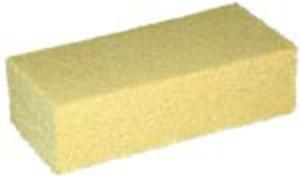 Dry Cleaning Sponge 6 inch x 3in x 2 in - Click for more info
