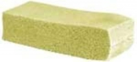Dry Cleaning Sponge 8 inch x 3in x 2 in - Click for more info