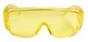 Safety Glasses Amber Lense Elvex Ranger - Click for more info